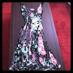 Alberto Makali floral dress